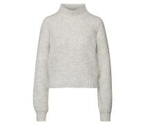 Pullover 'wide Sleeve' hellgrau