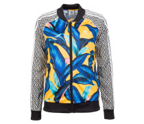 Jacke 'Superstar Track Top' gelb
