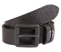 Ledergürtel 'b-Lamon II - belt' schwarz