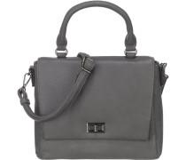 Überschlagtasche 'Alanna' dunkelgrau
