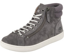 Sneakers grau / weiß