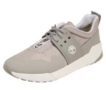 Sneaker 'Kiri Oxford' grau / weiß
