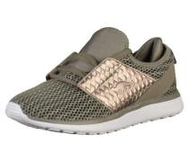 Sneaker kupfer / schlammfarben