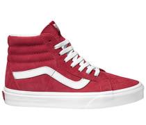 'Sk8-Hi Reissue' Sneaker karminrot / weiß