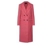 Mantel 'colour Crombie' pink