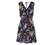 Kleid 'nova Tina' mischfarben / schwarz