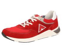 Sneaker 'Natovan-701' hellrot / weiß