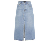 'Conei Sharp' Jeansrock blue denim