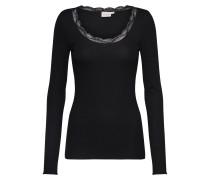 Shirt 'Vanessa' schwarz