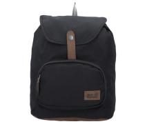 Daypack 'Long Acre' braun / schwarz