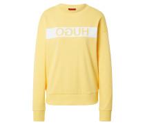 Sweatshirt 'Nacita' gelb