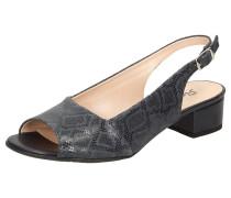 Sandale 'Zippora' nachtblau