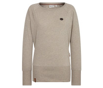 Shirt 'Groupie' taupe