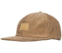Albert Strapback Cap beige / hellbraun