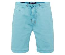 Shorts 'Sunscorched' hellblau