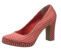High Heels 'Lycoris' rot / weiß