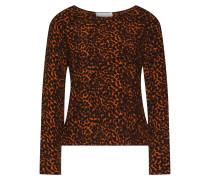 Bluse 'Coca blouse' braun