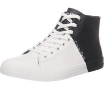 Buck Sneakers schwarz / weiß