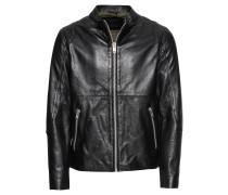 Lederjacke 'jprliam Leather Jacket'