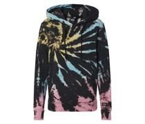 Sweatshirt 'Ladies Tie Dye Hoody' mischfarben