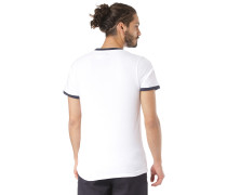T-Shirt 'Lago' weiß