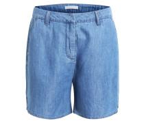 Schlichte Jeansshorts blue denim