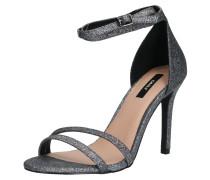 High Heels 'onlaila' dunkelgrau / silber
