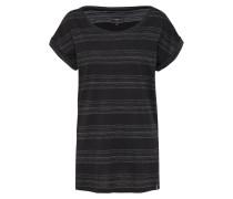 T-Shirt 'Neila' schwarz