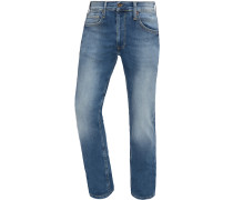 Hose 'Vegas' blue denim