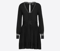 Kleid 'Dunja' schwarz
