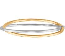 Armreif '84632317' gold / silber