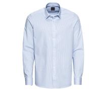 Hemd 'Level 5 Vichykaro' blau / weiß