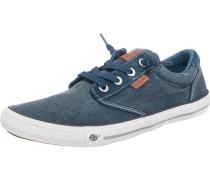 Slip-On blue denim