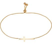 Armband 'Kreuz' gold