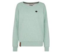Sweater '2 Stunden Sikis Sport' mint