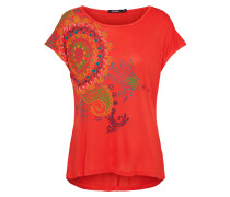 T-Shirt 'andreus' rot