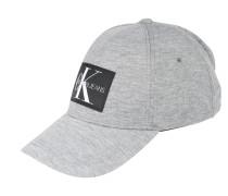 Kappe 'monogram' grau