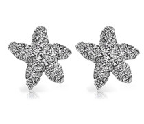 Ohrringe 'Starfish' silber