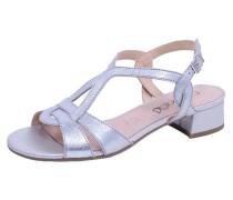 Sandaletten 'Carla' silber