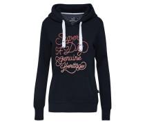 Sweatshirt '67 Genuine Fade Embroidery Entry Hood'