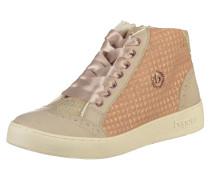 Sneaker beige / dunkelbeige