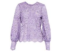 Bluse lavendel