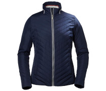 'W Crew Insulator' Jacket nachtblau