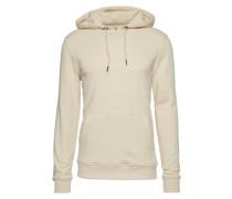 Sweatshirt Basic Sweat Hoody creme