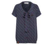 Shirt 'Rumvögelchen' blau / rot / weiß
