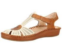Sandale chamois / beige