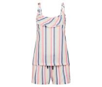 Pyjama 'betty Cas' mischfarben