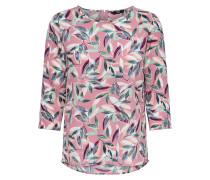 Shirt mint / altrosa