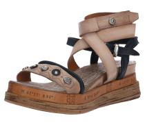 Sandale 'Sandale Lagos' beige