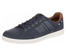 Lässige Sneaker dunkelblau